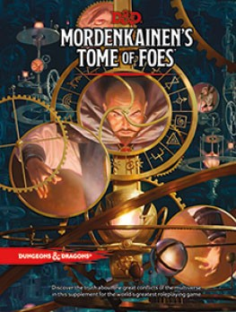 Mordenkainen's Tome of Foes (engl.)