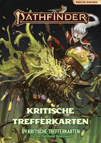 Pathfinder 2. Edition - Kritische Trefferkarten