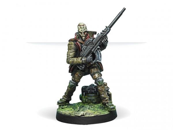 "Armand ""Le Muet"", Freelance Killer (MULTI Sniper)"