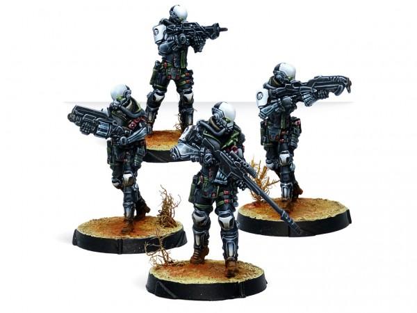 Kaplan Tactical Services Box