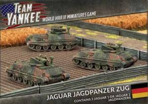 Flames of War Team Yankee Jagdpanzer Zug