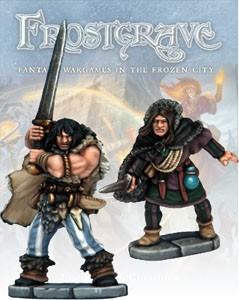Frostgrave: Thief & Barbarian