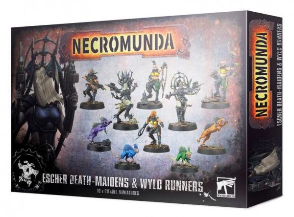 Necromunda: Escher Deatch Maidens & Wyld Runners
