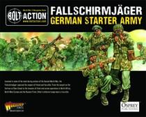 Bolt Action: German Fallschirmjäger Starter Army