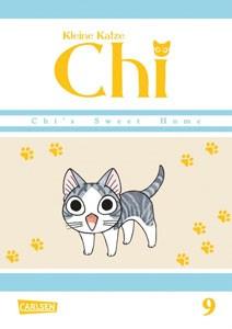 Kleine Katze Chi Band 09