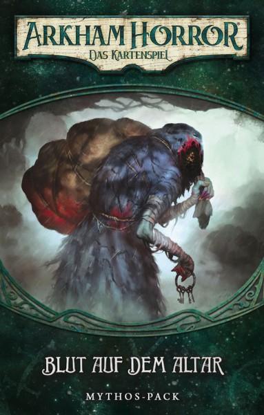 Arkham Horror: LCG - Blut auf dem Altar (dt.)