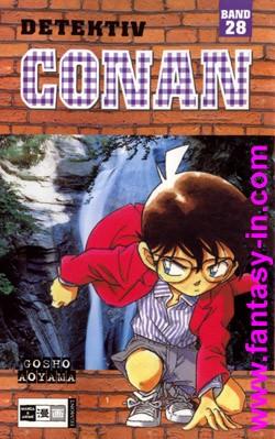 Detektiv Conan Band 028