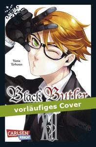 Black Butler Bd. 12