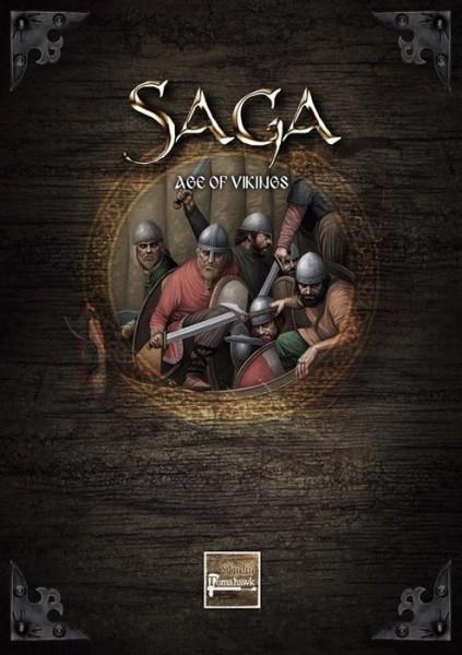 SAGA Age of Vikings (Supplement) (engl.)