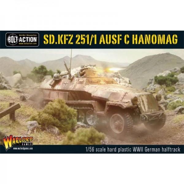 Bolt Action: German Sd.kfz 251/1 Ausf. C