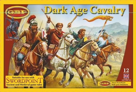 Dark Age Cavalry (x12 Plastic)