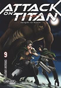 Attack on Titan Band 09