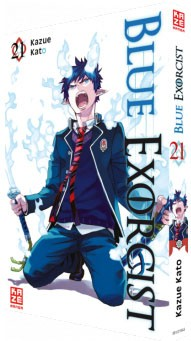 Blue Exorcist Bd. 21