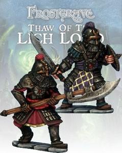 Frostgrave: Frostgrave Cult Knight & Templar