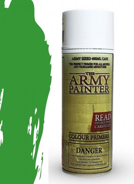 The Army Painter: Color Primer, Greenskin 400 ml