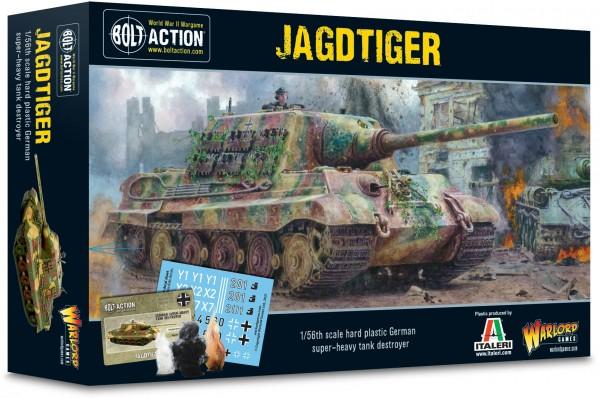 Bolt Action: Jagdtiger (Plastik)