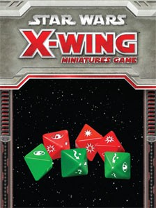 Star Wars: X-Wing Dice Pack