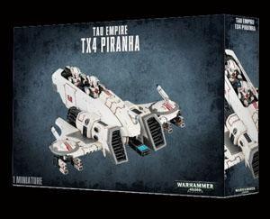 Warhammer 40k Tau Empire TX4 Piranha