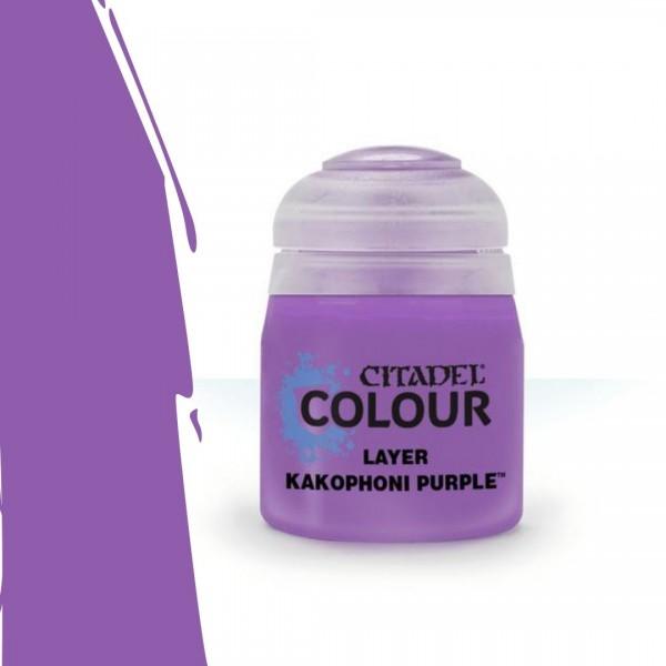 Layer: Kakophoni Purple 12ml