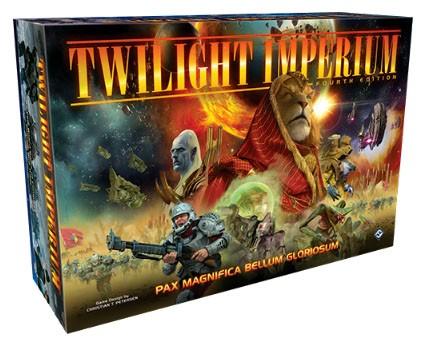 Twilight Imperium 4th Edition (engl.)