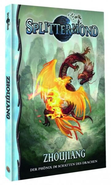 Splittermond: Zhoujiang: Der Phönix im Schatten des Drachen