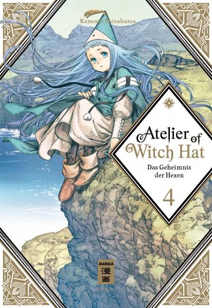 Atelier of Witch Hat Band 04: Das Geheimnis der Hexen