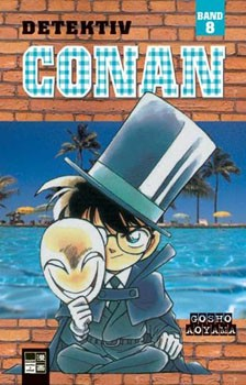 Detektiv Conan: Band 08