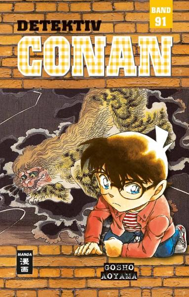Detektiv Conan: Conan 91