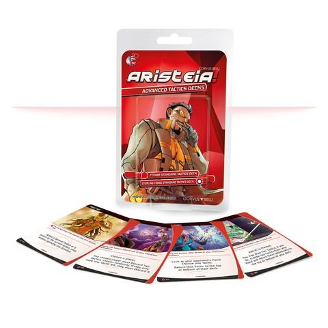 Aristeia Advanced Tactics Decks (DE)