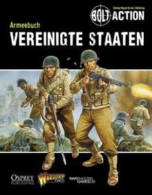 Bolt Action: Armeebuch Vereinigte Staaten (deutsch)