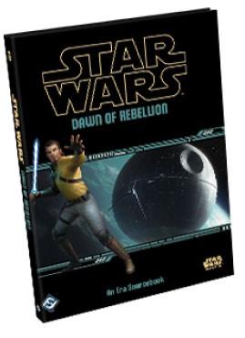 StarWars RPG: Star Wars Roleplay: Dawn of Rebellion engl.