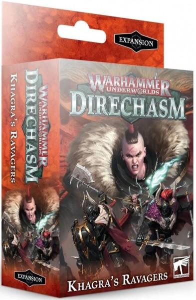 Warhammer Underworlds: Khagra´s Ravagers (englisch)