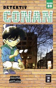 Detektiv Conan: Conan 89