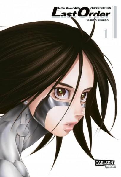 Battle Angel Alita - Last Order - Perfect Edition Band 01