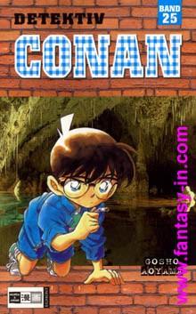 Detektiv Conan: Band 25