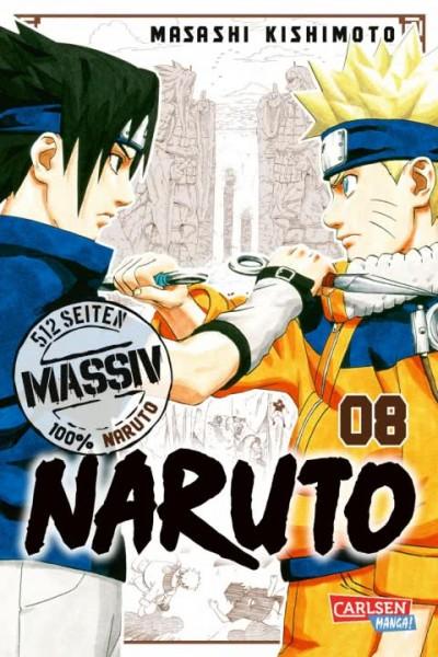 Naruto: Naruto Massiv Band 08