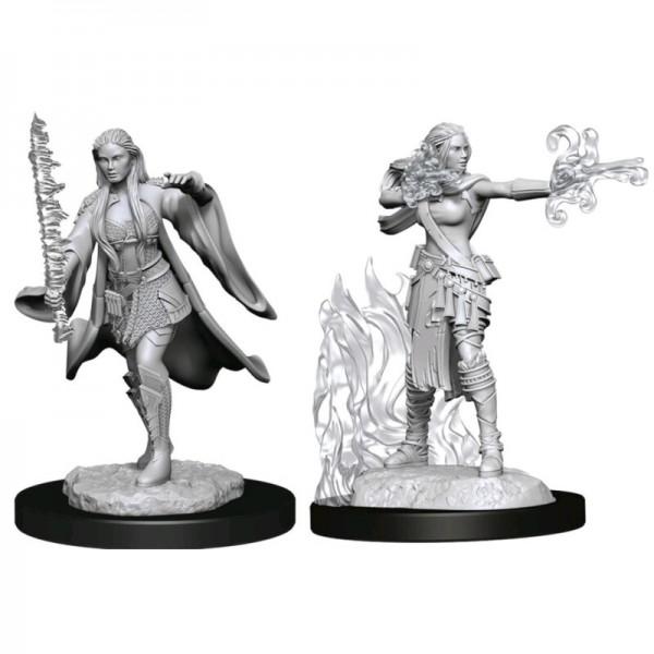 Multiclass Warlock + Sorcerer Female