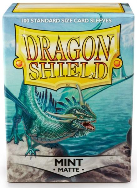 Dragon Shield Matte: Mint (100 Stück)