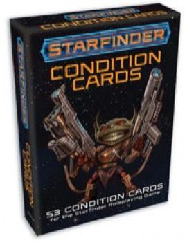 Starfinder Condition Cards (engl.)