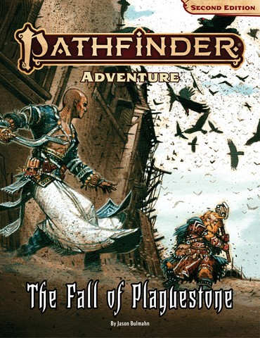 Pathfinder Adventure: The Fall of Plaguestone (P2) (engl.)