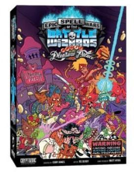 Epic Spell Wars of the Battle Wizards Panic Pleasure Palace (EN)