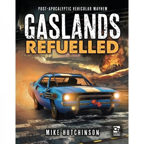 Gaslands Refuelled: Core Rulebook (engl.)