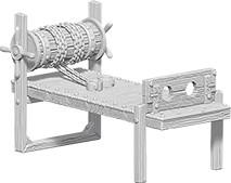 Pathfinder Deep Cuts Mini.: Torture Rack