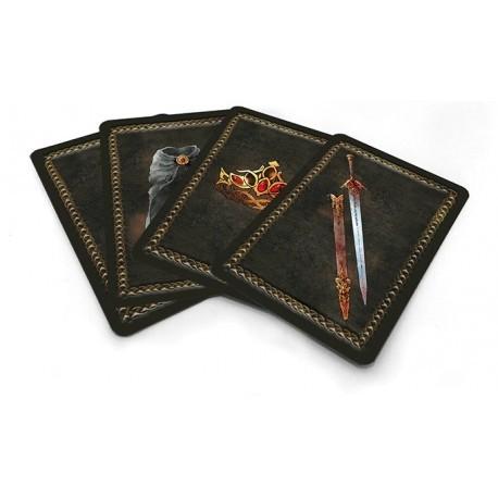 Die Verbotenen Lande - Spielkartenset