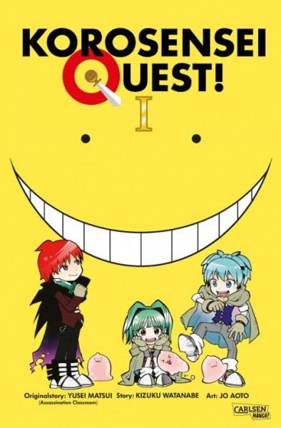 Korosensei Quest! Band 01
