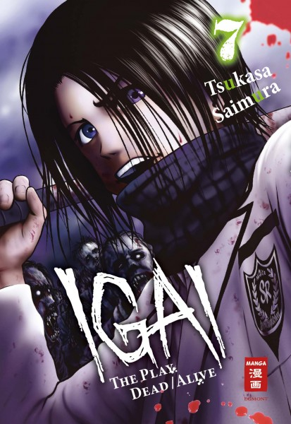 Igai - The Play Dead/Alive Band 07