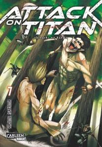 Attack on Titan Band 07