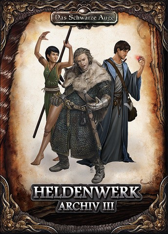 DSA5 Heldenwerk-Archiv 3