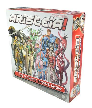 Infinity: Aristeia! Core Box deutsch