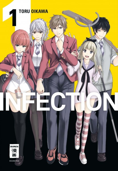 Infection Band 01